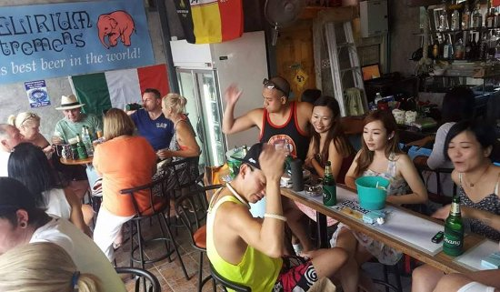 Beer Paradise Bangla Road – Patong beach, Phuket